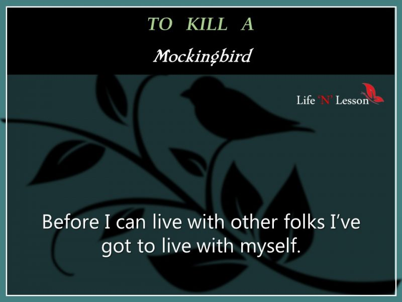 Mockingbird Quote