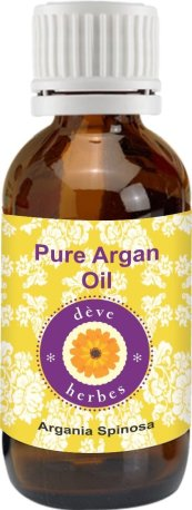 Deve Herbes Pure Argan Oil
