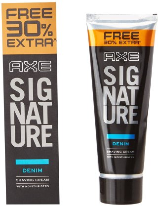 AXE Denim Lather Shaving Cream