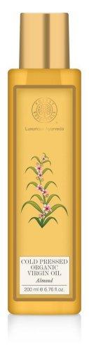 Forest Essentials Cold Pressed Virgin Almond oil