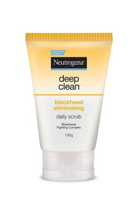 Neutrogena Deep Clean Blackhead Eliminating Scrub