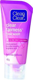 Clean & Clear Clear Fairness Face Wash