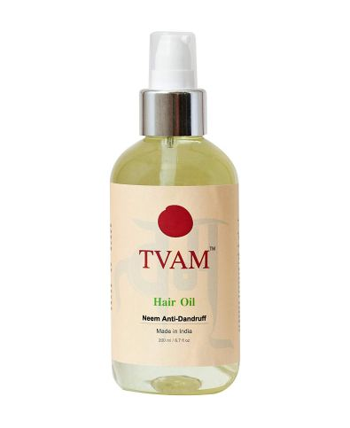 TVAM Hair Oil Neem Anti-Dandruff