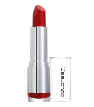 Colorbar Velvet Matte Lipstick, Heart Heating