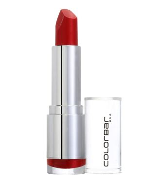 Colorbar Velvet Matte Lipstick, Heart Heating