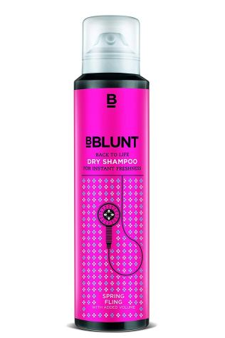 BBLUNT Back to Life Dry Shampoo, Spring Fling