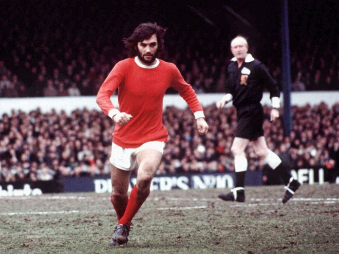 , George Best: the legend of Manchester United