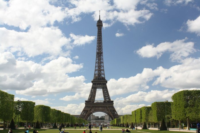 , Things you may not know about the Eiffel Tower