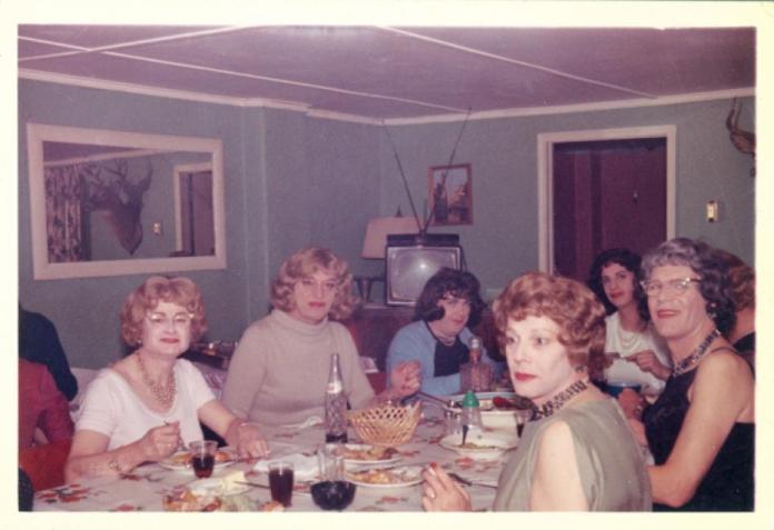 """, The legendary New York home of """"Casa Susanna"""""""