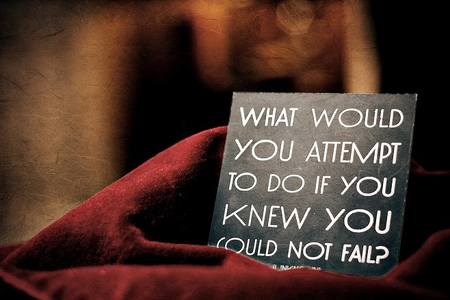 Failure:  The Starting Point to Your Success