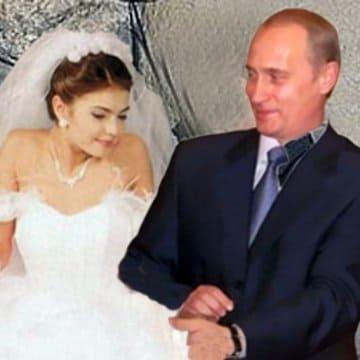 Фотографии со свадьбы Путина и Алины Кабаевой. Была ли ...