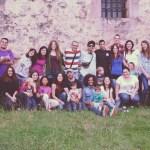 La Industria Team and Students 2014 -2015