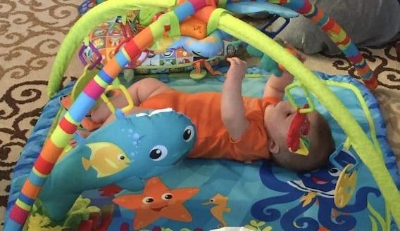 LifeofaCherryWife-Leap Frog Activity Mat baby product