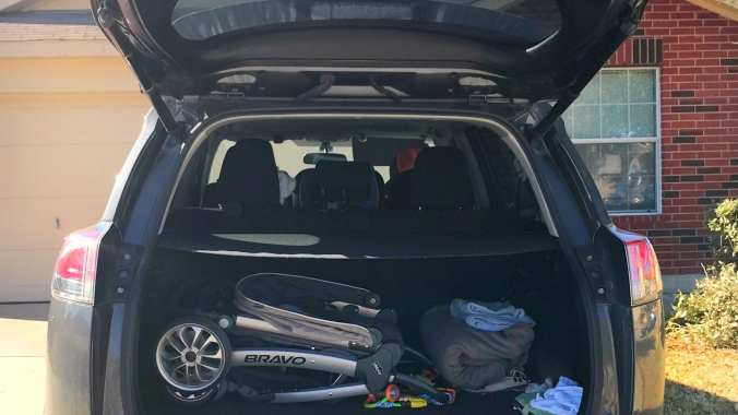 How to choose the best family vehicle. Family vehicle.steoller capacity