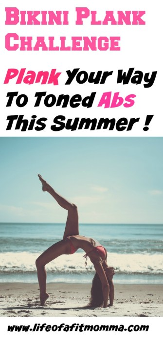 10 best plank exercises to tone your abs, strengthen your core and flatten your tummy so you can rock that bikini this summer!