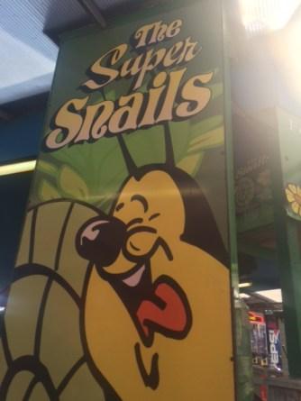 snail sign