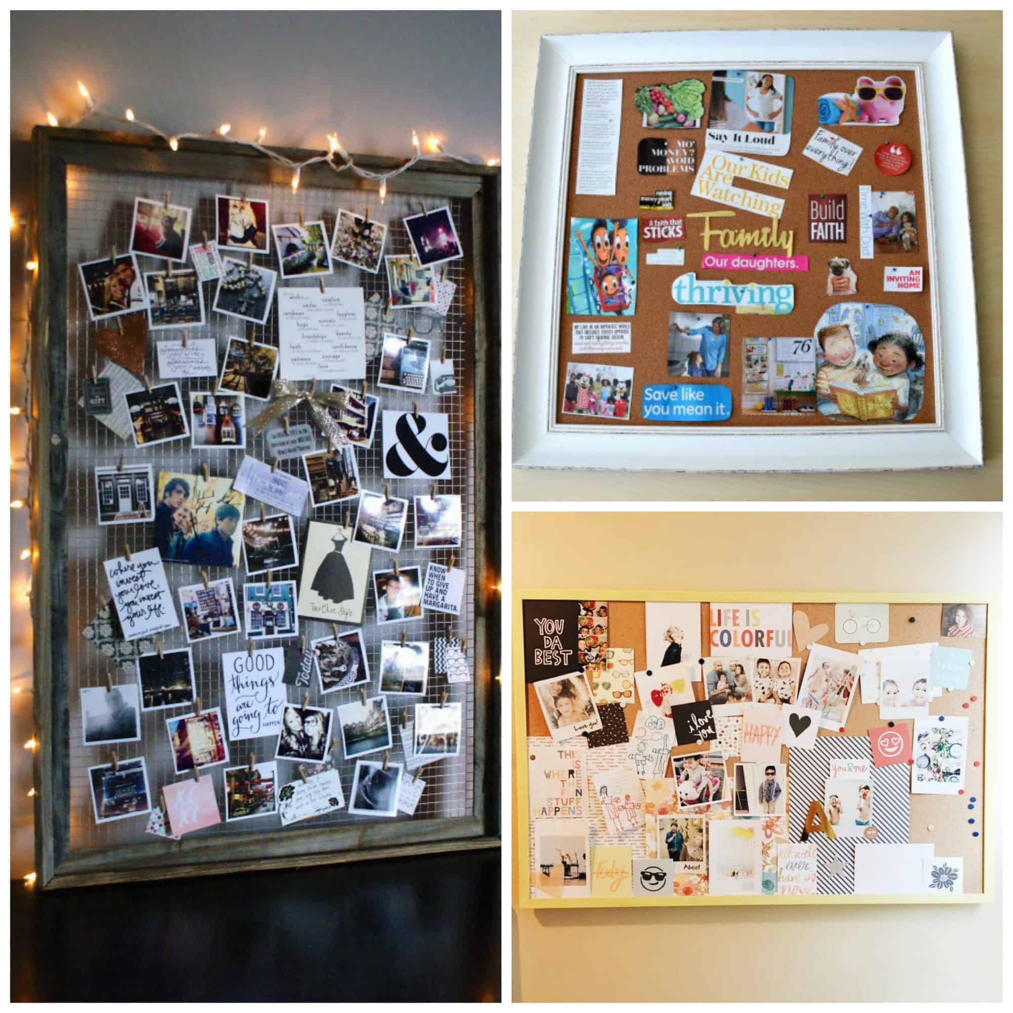 10 Diy Vision Board Ideas That Will Inspire You To Do
