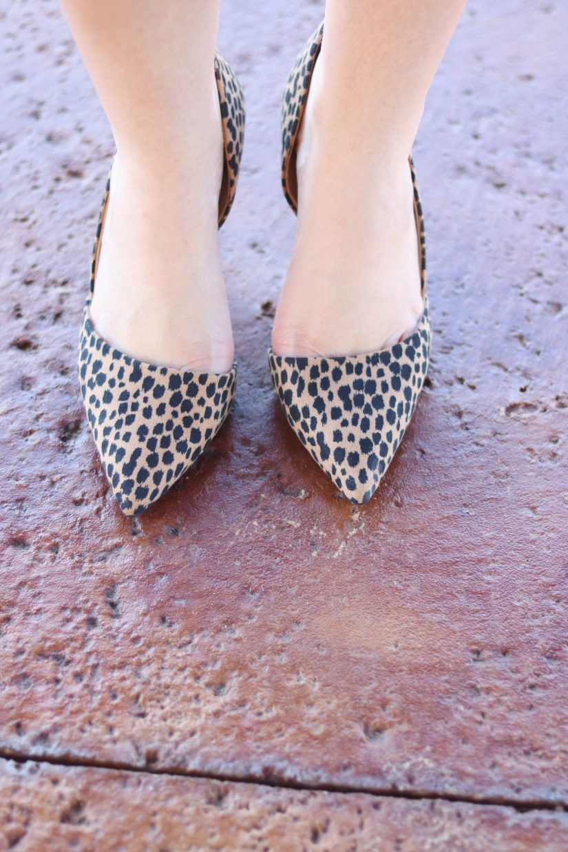old navy | old navy style | leopard shoes | leopard pumps