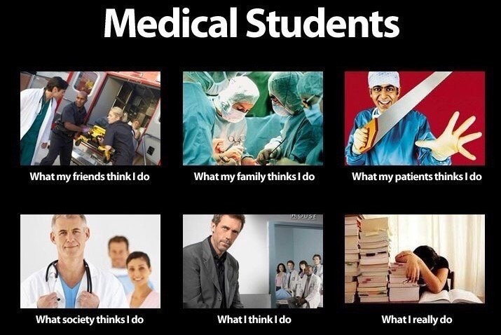 The Best #LifeofaMedStudent Memes of All Time - #Lifeofamedstudent