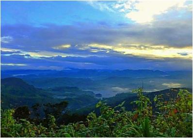 Sri Prada Peak!
