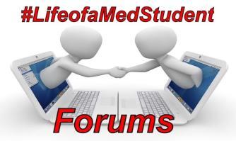 #LifeofaMedStudent Forums