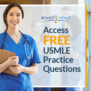 BoardVitals USMLE Exam