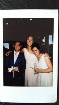 polaroid siblings