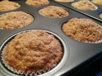 Banana Crumb Muffins 27