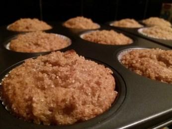 Banana Crumb Muffins 28