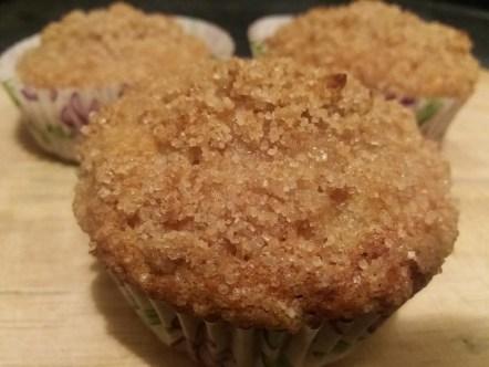 Banana Crumb Muffins 30