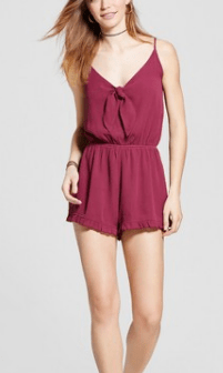 http://www.target.com/p/women-s-tie-front-romper-burgundy-mossimo-supply-co-153/-/A-52061860