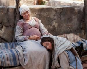 Mary Visits Elisabeth