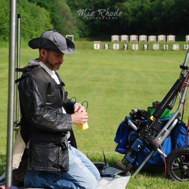 Erik Rhode - North Star Rifle Club - Red Wing, MN.