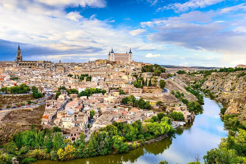 Top Ten Travel Destinations - Spain