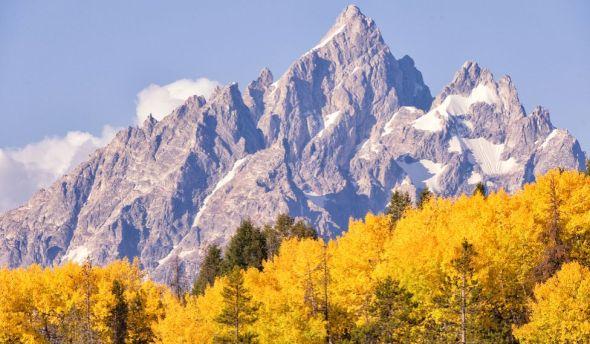 Top Ten Travel Destinations - Wyoming