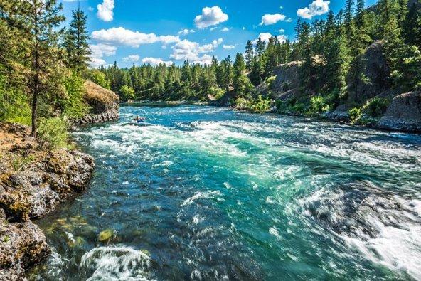 Top Ten Travel Destinations - Washington State