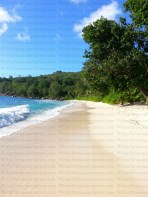Anse Takamaka, Mahe Island, Seychelles