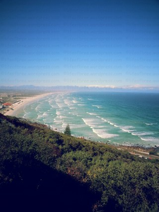 From the roda, Noordhoek beach, Cape Town, South Africa