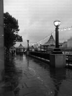 Along the Thames River near London Bridge