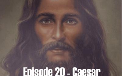 Julius Caesar #20 – Caesar Grows A Beard