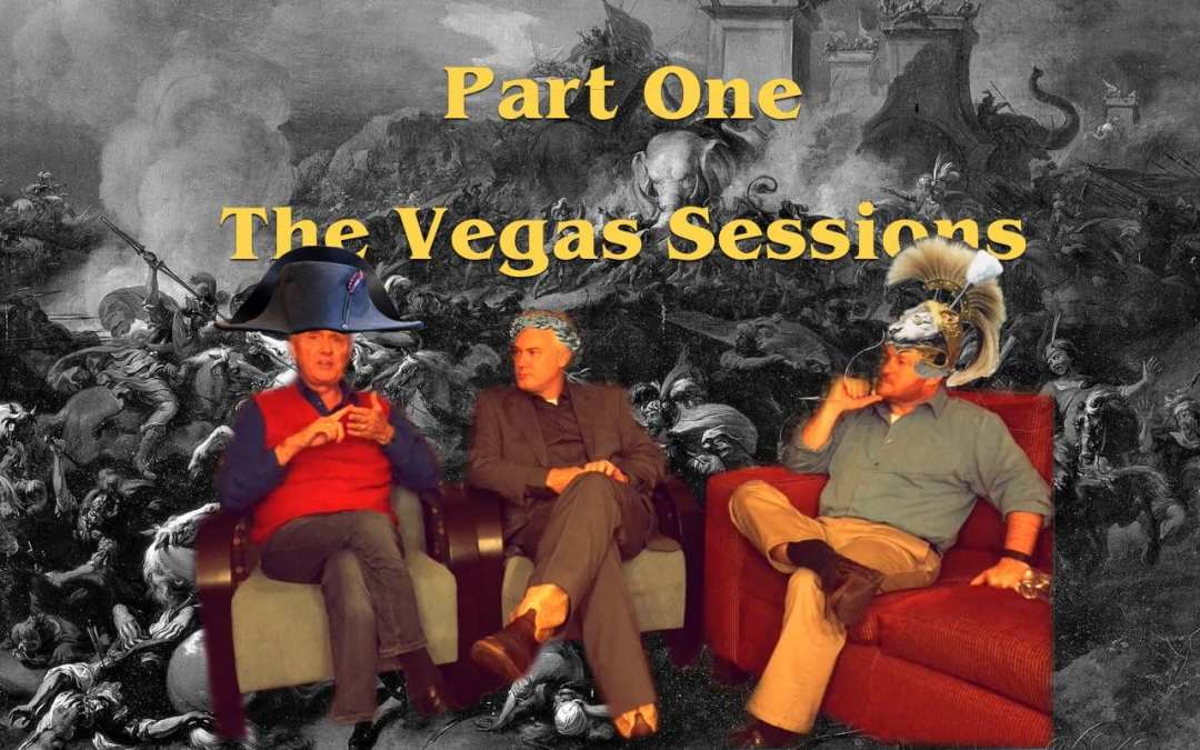 The Vegas Sessions – Part One