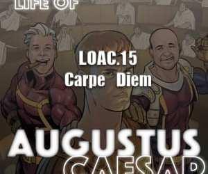 Augustus Caesar #15 – Carpe Diem