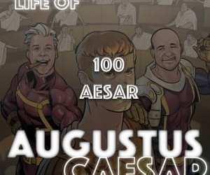Augustus Caesar #100 – AESAR