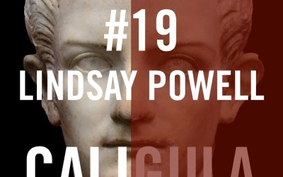 Caligula #19 – Lindsay Powell on Caligula