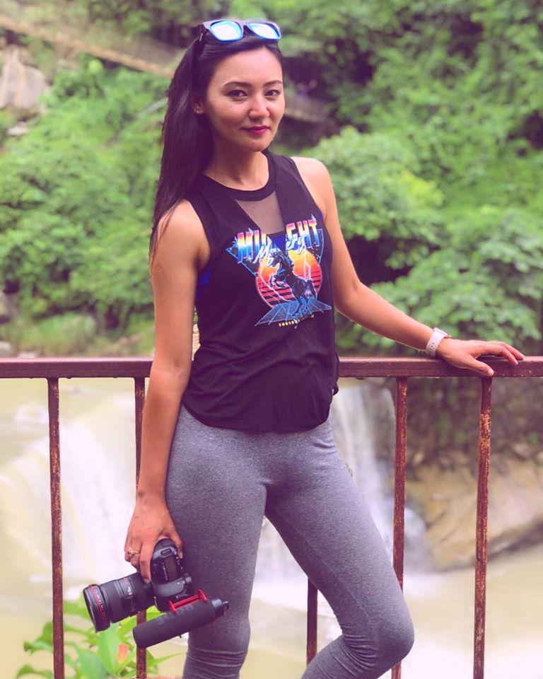 Samridhi Rai Miss Nepal