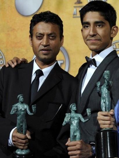 Irfan Khan Slumdog Millionaire