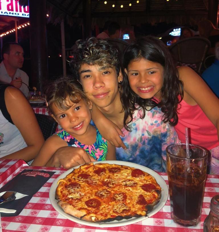 Jayden Croes Family