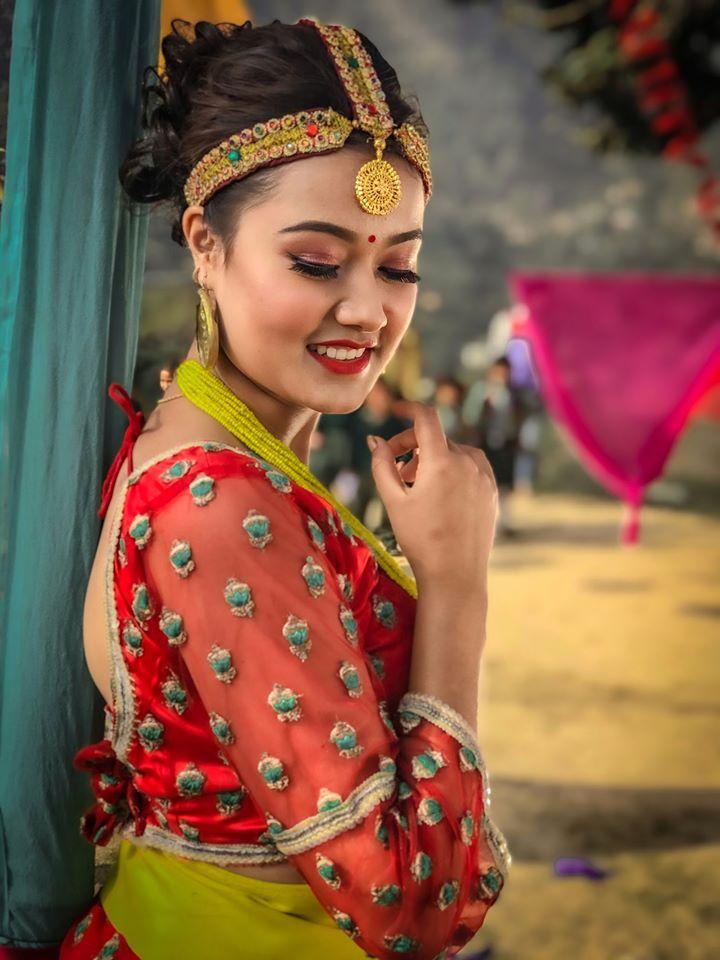 Riyasha Dahal Age