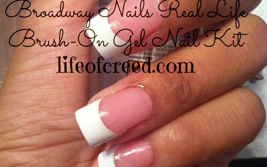 DIY – Broadway Nails Real Life Brush-On Gel Nail Kit