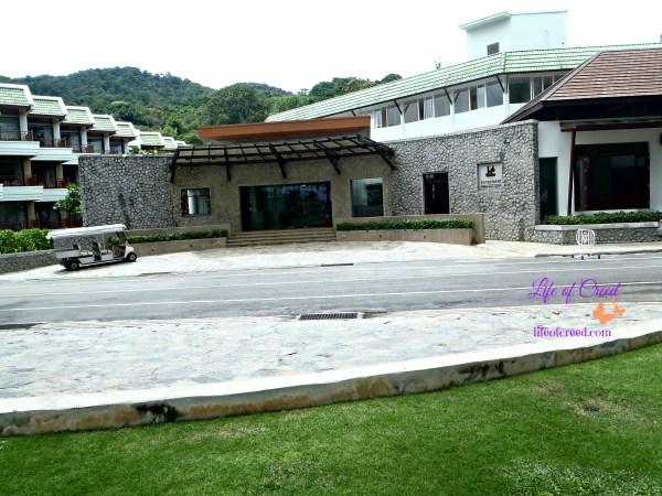 Bhuri Wing, Katathani Hotel, Thailand